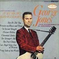 Cover George Jones - If My Heart Had Windows