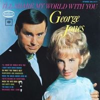 Cover George Jones - I'll Share My World With You
