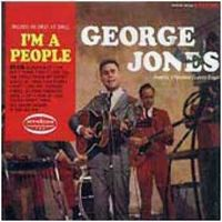 Cover George Jones - I'm A People