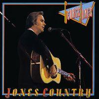Cover George Jones - Jones Country