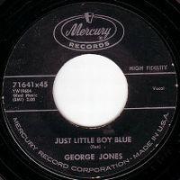 Cover George Jones - Just Little Boy Blue