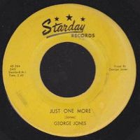 Cover George Jones - Just One More