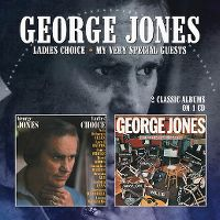 Cover George Jones - Ladies Choice + My Very Special Guests