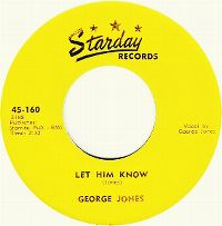 Cover George Jones - Let Him Know