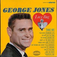 Cover George Jones - Love Bug