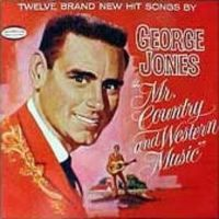 Cover George Jones - Mr.Country And Western Music