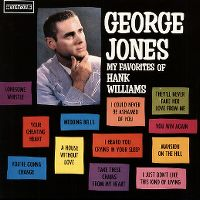 Cover George Jones - My Favorites Of Hank Williams