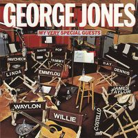 Cover George Jones - My Very Special Guests