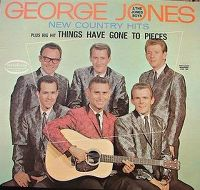 Cover George Jones - New Country Hits
