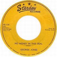 Cover George Jones - No Money In This Deal