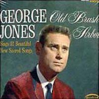 Cover George Jones - Old Brush Arbors