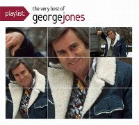 Cover George Jones - Playlist: The Very Best Of George Jones