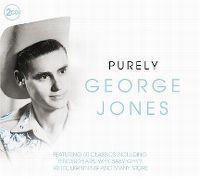 Cover George Jones - Purely
