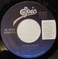 Cover George Jones - Radio Lover