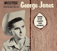 Cover George Jones - Singing 29 Top Country Song Favorites