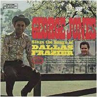 Cover George Jones - Songs Of Dallas Frazier
