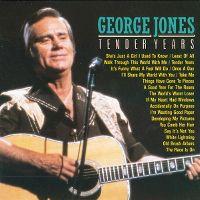 Cover George Jones - Tender Years