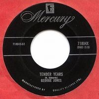 Cover George Jones - Tender Years