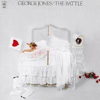 Cover George Jones - The Battle