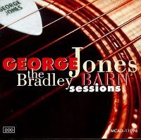 Cover George Jones - The Bradley Barn Sessions