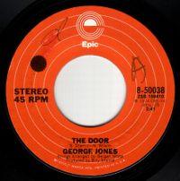 Cover George Jones - The Door