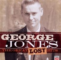 Cover George Jones - The Great Lost Hits