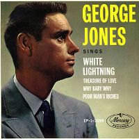 Cover George Jones - Treasure Of Love