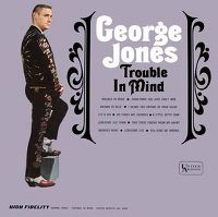 Cover George Jones - Trouble In Mind