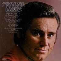 Cover George Jones - We Can Make It