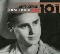 Cover George Jones - White Lightning - 101