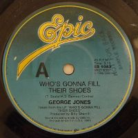 Cover George Jones - Who's Gonna Fill Their Shoes