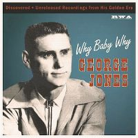 Cover George Jones - Why Baby Why