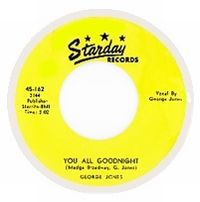 Cover George Jones - You All Goodnight