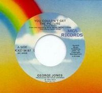 Cover George Jones - You Couldn't Get The Picture