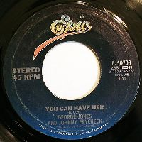 Cover George Jones & Johnny Paycheck - You Can Have Her