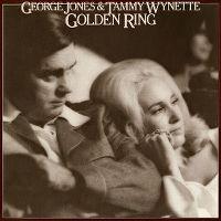 Cover George Jones & Tammy Wynette - Golden Ring
