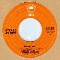 Cover George Jones & Tammy Wynette - Near You