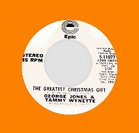 Cover George Jones & Tammy Wynette - The Greatest Christmas Gift