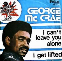 Cover George McCrae - I Can't Leave You Alone