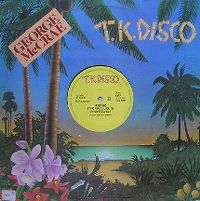 Cover George McCrae - Kiss Me (The Way I Like It)