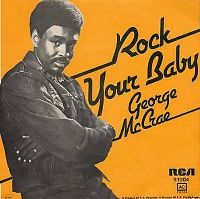 Cover George McCrae - Rock Your Baby