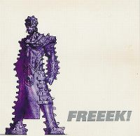 Cover George Michael - Freeek!