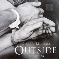 Cover George Michael - Outside