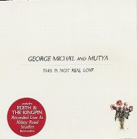 Cover George Michael and Mutya - This Is Not Real Love