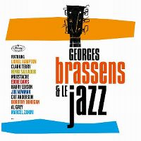 Cover Georges Brassens - Georges Brassens & le jazz