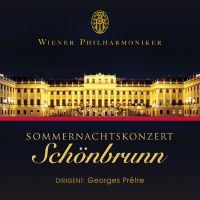 Cover Georges Pretre / Wiener Philharmoniker - Sommernachtskonzert Schönbrunn