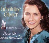 Cover Géraldine Olivier - Nimm Dir wieder einmal Zeit