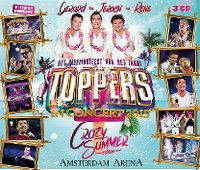 Cover Gerard - Jeroen - Rene - Toppers In Concert 2015 - Crazy Summer