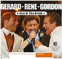 Cover Gerard - Rene - Gordon - Live At The Arena