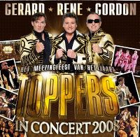 Cover Gerard - Rene - Gordon - Toppers In Concert 2008